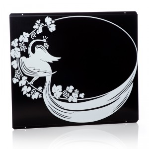 Black Designer Splashbacks